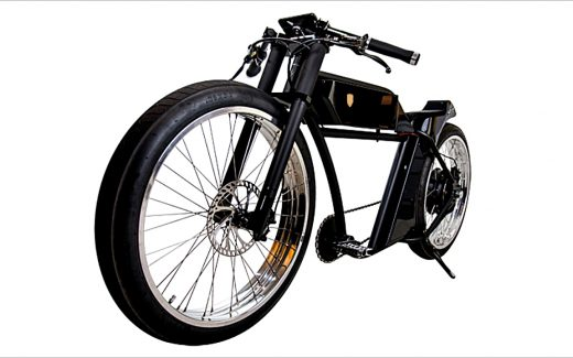 Kingryde eBike inspired by Porsche