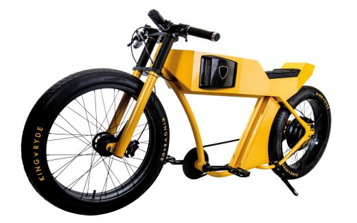 Kingryde eBike inspired by Lamborghini